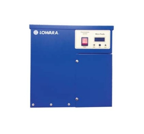 Lowara UKMICRO200HL40 Micro Presfix 240 Twin Pump Pressurisation Unit